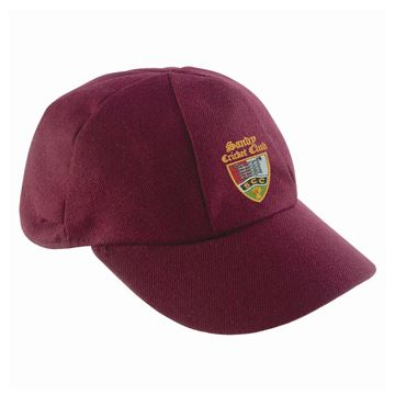Picture of Sandy CC English Playing Cap - Maroon