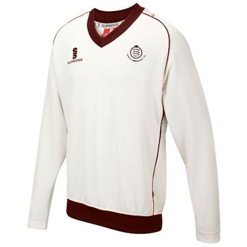 Picture of North Middlesex Cricket Club long sleeve sweater