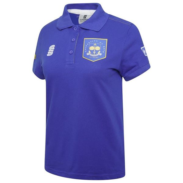 Bild von University of Bath Women's Polo Shirt