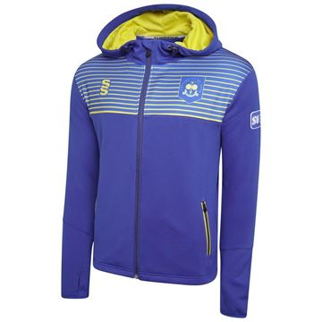 Picture of University of Bath Tek Full-Zip Hoodie