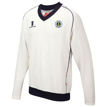 Picture of Brunel University Cricket Long Sleeved Sweater