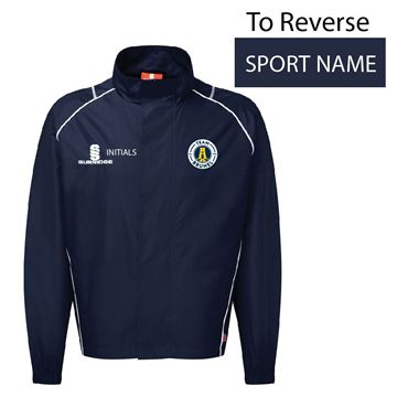 Picture of Brunel University Full-Zip Training Jacket