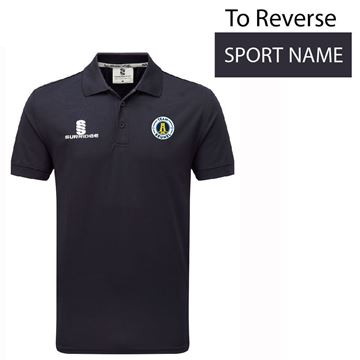 Image de Brunel University Men's Blade Polo