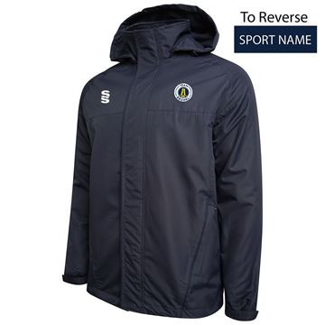 Afbeeldingen van Brunel University Dual Fleece Lined Jacket