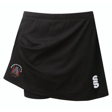 Picture of Bridgwater HC Match Skort - Black