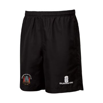 Picture of Bridgwater HC Blade Shorts Black