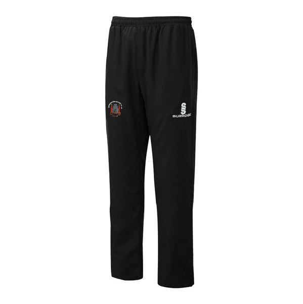 Picture of Bridgwater HC Poplin Track Pant Black