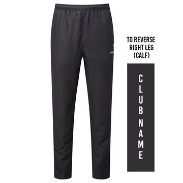 Picture of Oxford Brookes University Men's Ripstop Track Pants