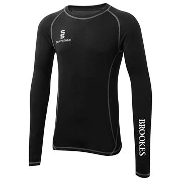 Bild von Oxford Brookes University Long Sleeved Sug