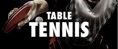 Picture for category OBU TABLE TENNIS