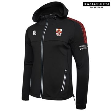 Afbeeldingen van University of Bristol Students Women's Dual Full Zip Hoody