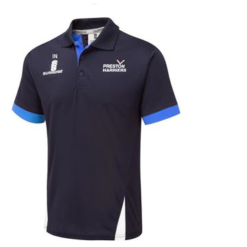Afbeeldingen van PRESTON HARRIERS BLADE POLO SHIRT