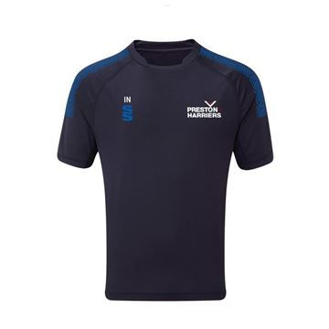 Afbeeldingen van PRESTON HARRIERS NAVY DUAL SHIRT