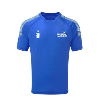 Afbeeldingen van PRESTON HARRIERS ROYAL DUAL SHIRT