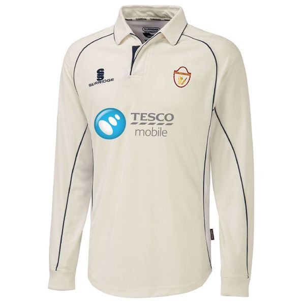 Afbeelding van Bar Hill CC Premier Long Sleeved Shirt