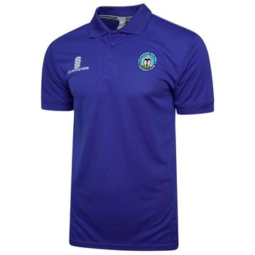 Picture of Clitheroe Wolves FC Blade Polo Royal