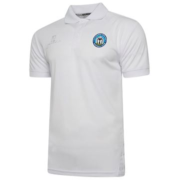 Picture of Clitheroe Wolves FC Blade Polo White