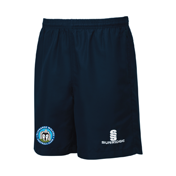 Picture of Clitheroe Wolves FC Blade Shorts Navy