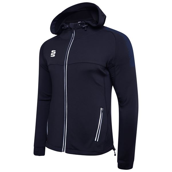 Picture of Dual Full Zip Hoody - Navy