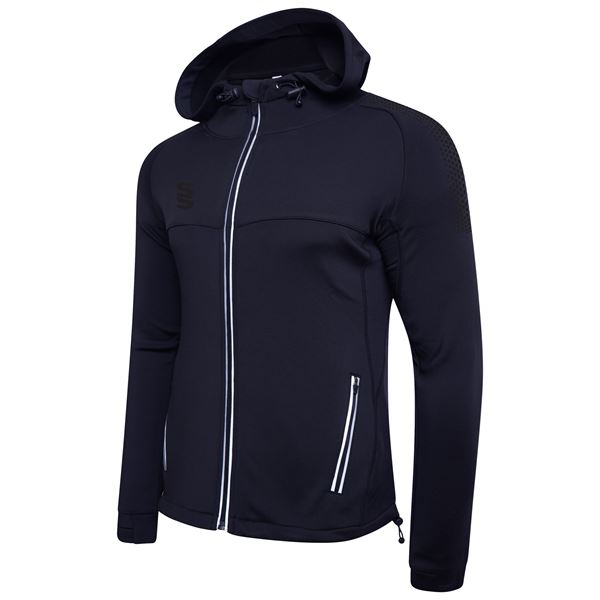 Picture of Dual Full Zip Hoody - Navy/Black