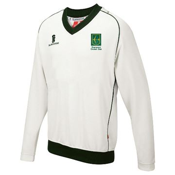 Picture of Sherwood CC curve long sleeve sweater