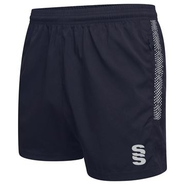 Picture of Performance Gym Short - Navy/Silver