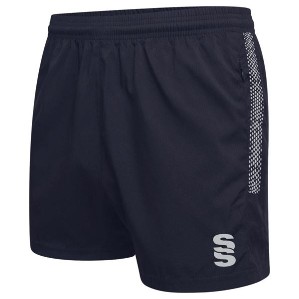 Image sur Performance Gym Short - Navy/Silver