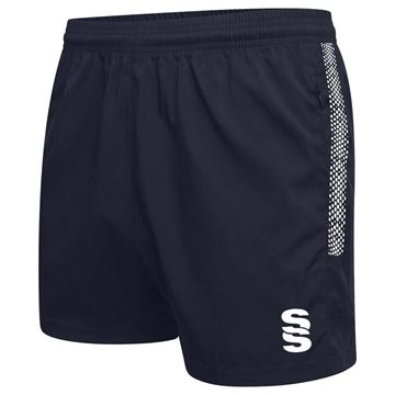 Picture of Performance Gym Short - Navy/White