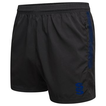 Afbeeldingen van Performance Gym Short - Black/Navy