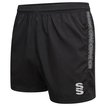 Imagen de Performance Gym Short - Black/Silver