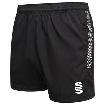 Picture of Performance Gym Short - Black/White