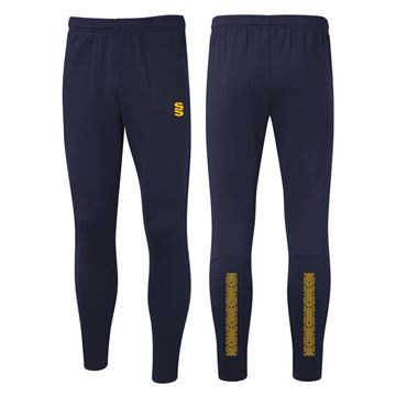 Image de Performance Skinny Pant - Navy/Amber