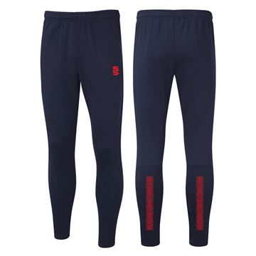 Image de Performance Skinny Pant - Navy/Red