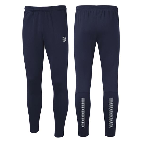 Image sur Performance Skinny Pant - Navy/Silver