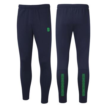 Picture of Performance Skinny Pant - Navy/Emerald