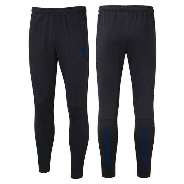 Picture of Performance Skinny Pant - Black/Navy