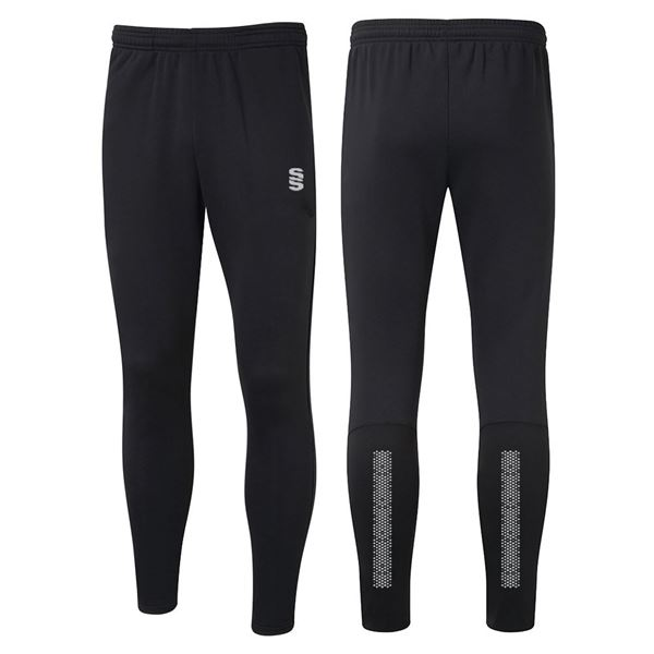 Picture of Performance Skinny Pant - Black/Silver