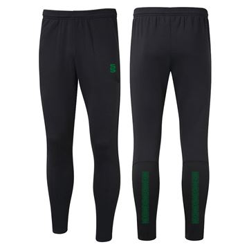 Afbeeldingen van Performance Skinny Pant - Black/Bottle
