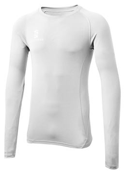 Image de Papplewick & Linby CC White L/S Baselayer