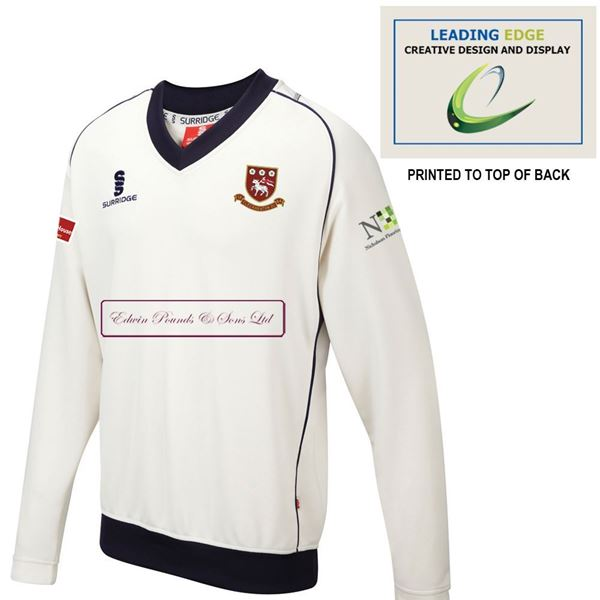 Picture of Cleckheaton CC ergo long sleeve sweater