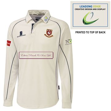 Picture of Cleckheaton CC premier long sleeve shirt