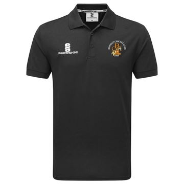 Picture of Binfield CC Black Blade Polo