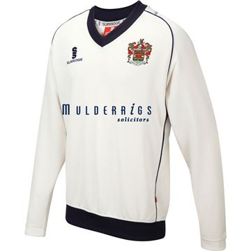 Picture of Rawtenstall CC Long Sleeved Sweater