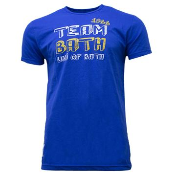Afbeeldingen van University of Bath Men's T-shrit
