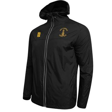 Picture of Great Harwood CC Training Jacket Black