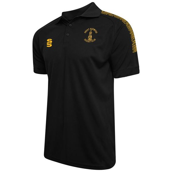 Picture of Great Harwood CC Dual Polo Shirt
