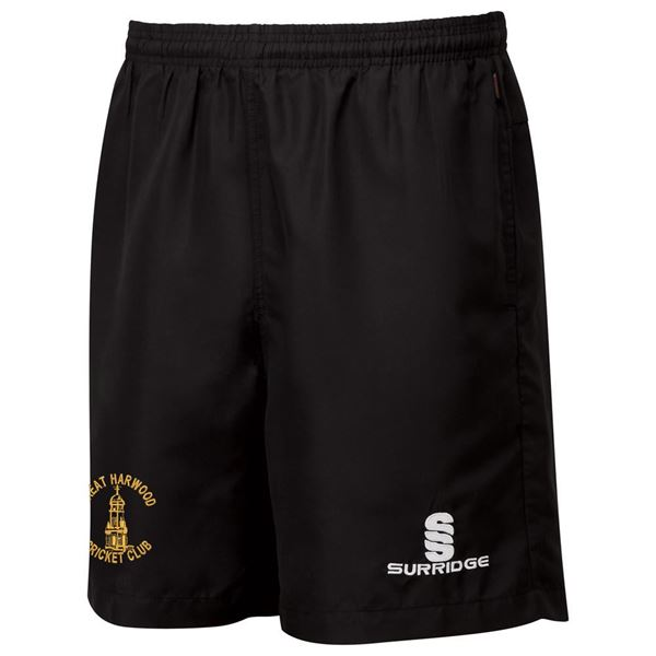Imagen de Great Harwood CC Blade Shorts Black