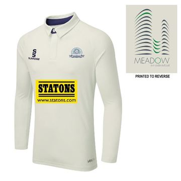 Bild von Totteridge Millhillians Cricket Club ls Tek shirt