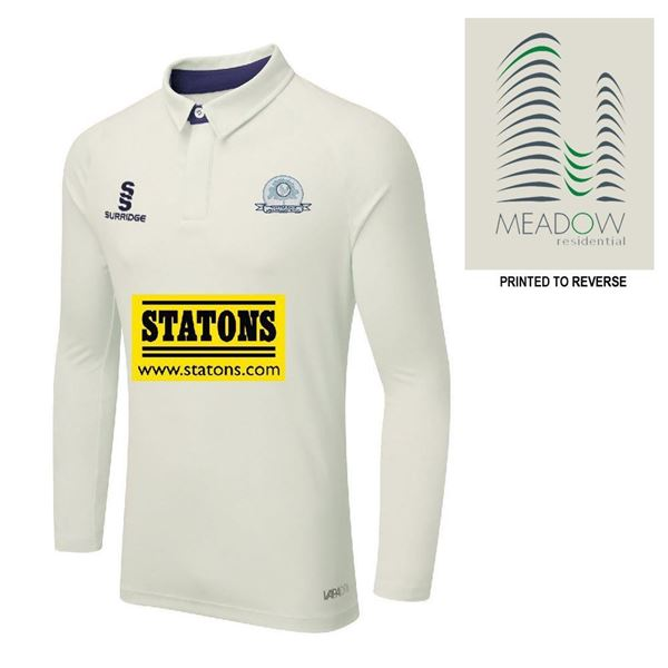 Imagen de Totteridge Millhillians Cricket Club ls Tek shirt