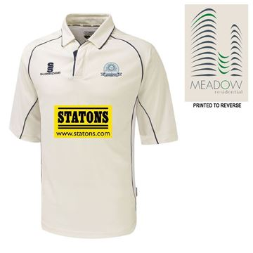 Image de Totteridge Millhillians Cricket Club 3/4 premier shirt